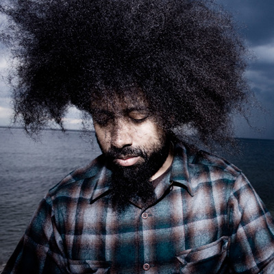 Reggie Watts Talks Comedy, Working With Brian Eno