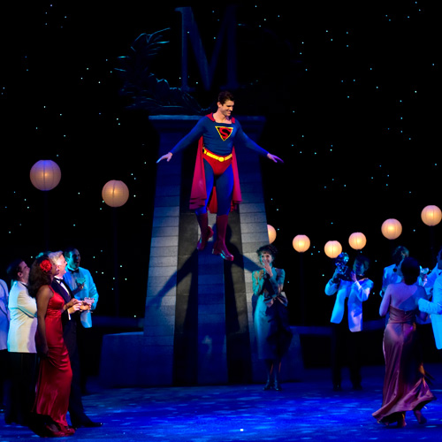 Dallas Theater Center Artistic Director Talks Superman Musical