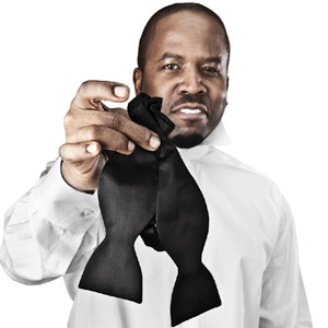 Bow-Tie Fly: Big Boi's Fashion Accessory of Choice
