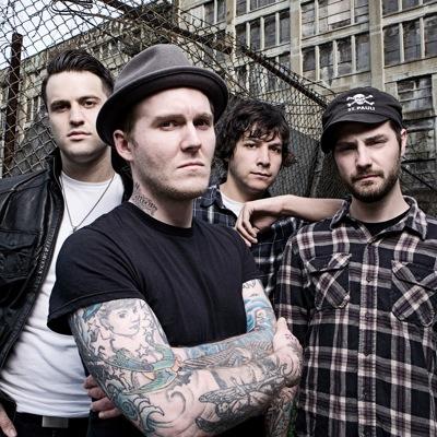 The Slobbering Rave: The Gaslight Anthem, Rock Saviors of the Moment