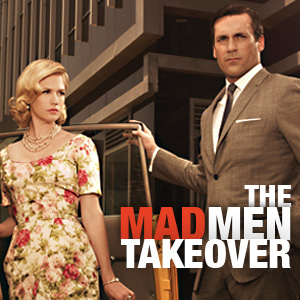 paste magazine: the mad men takeover