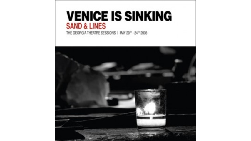 Venice is Sinking: <em>Sand & Lines: The Georgia Theater Sessions</em>