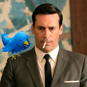 140-Character Characters: The Best of Twitter's Very Strange <i>Mad Men</i> Alterna-Universe