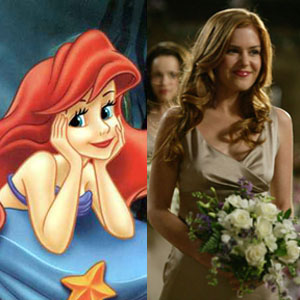 Disney Characters and the Entertainers Born to Play Them