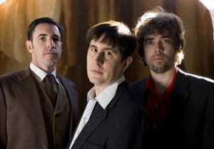 Merge Signs The Mountain Goats, The Extra Lens