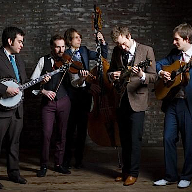 The Slobbering Rave: Beware The Punch Brothers