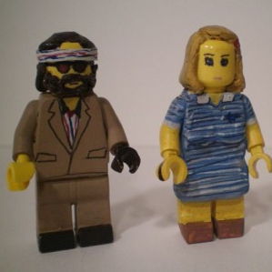 The Royal Tennenbaums and 19 More of Our Favorite Pop-Cultural Legos