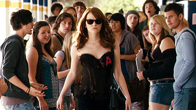 <em>Easy A</em> Review