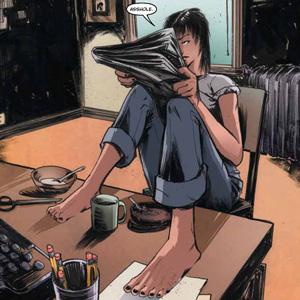 Book Excerpt: A Scissor Sister Writes a Comic About CBGB