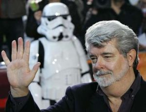 "George Lucas ""Waiting"" to Shoot <em>Star Wars</em> Series"