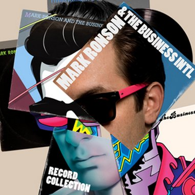 Mark Ronson and the Business International: <em>Record Collection</em>