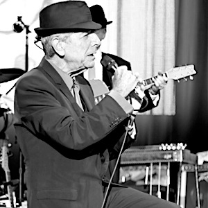 Leonard Cohen's <i>Songs From the Road</i> review