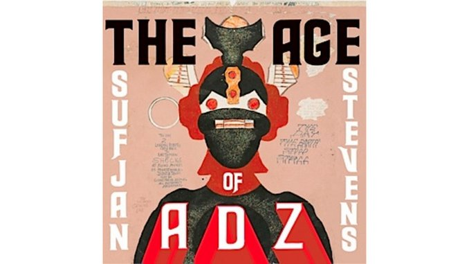 Sufjan Stevens' <em>Age of Adz</em> Now Available on Vinyl