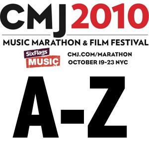CMJ: An A-Z Guide