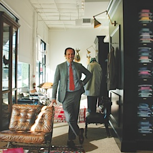 Best of What's Next: Fashion Designer Sid Mashburn