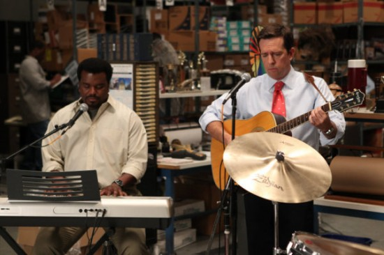 "<em>The Office</em> Review: ""The Sting"" (Episode 7.05)"