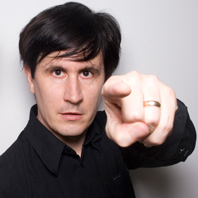 John Darnielle Channels Mitt Romney as Fugazi Fan Through Twitter