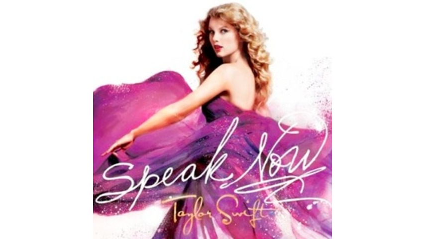 Taylor Swift <i>Speak Now</i> Review