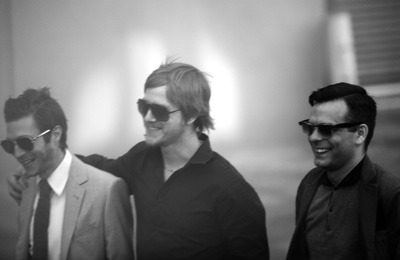 Interpol Adds U.S. Dates to Busy Schedule