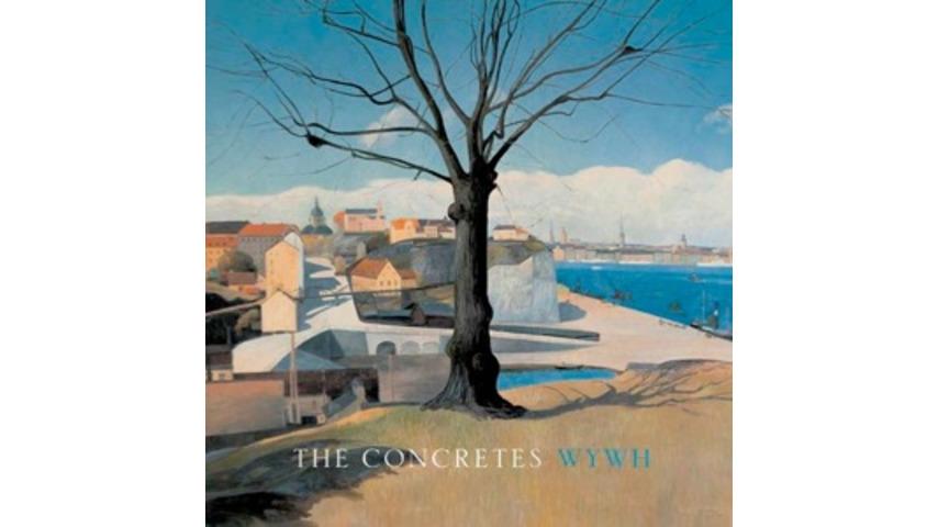 The Concretes: <i>WYWH</i>