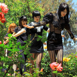 Dum Dum Girls Debut New Video, Release Tour Dates