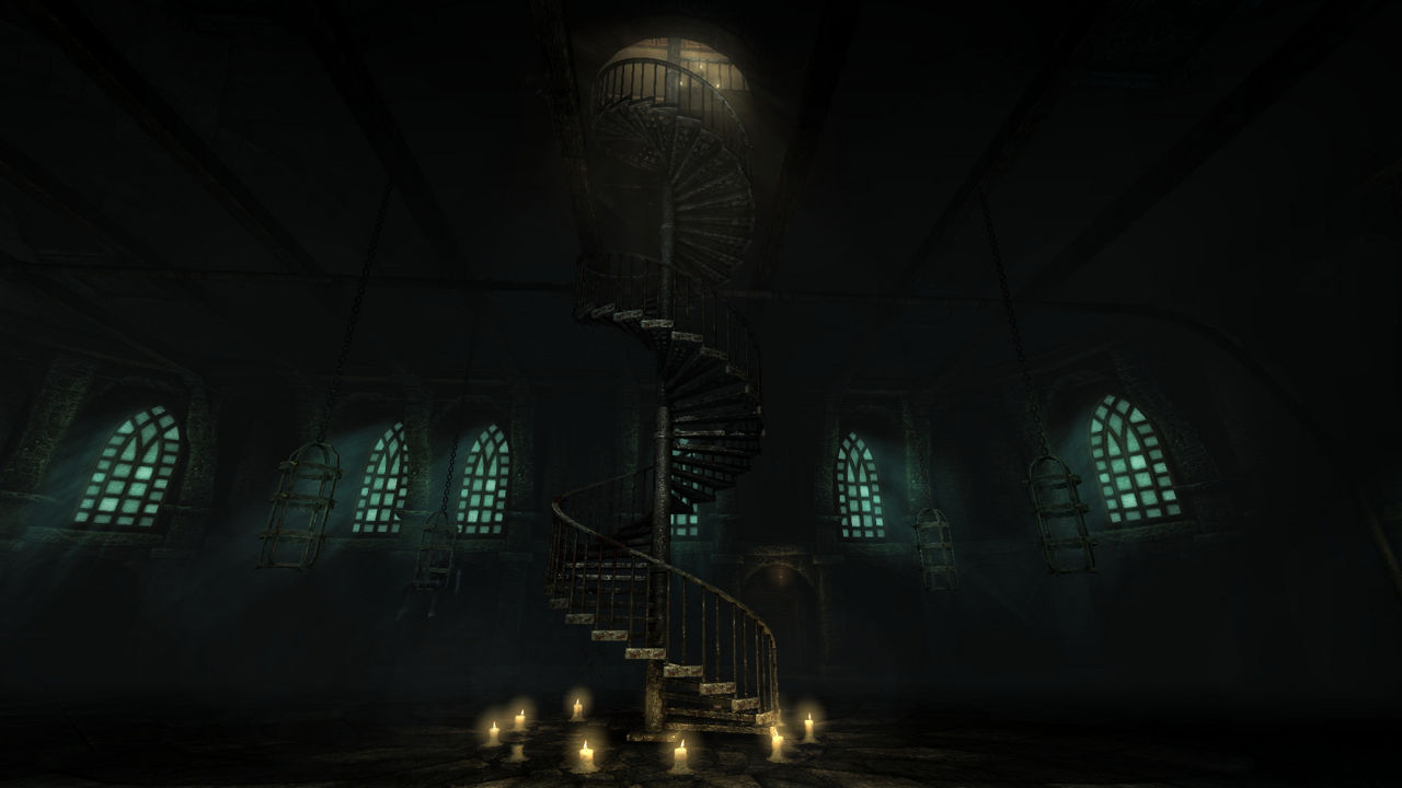 <em>Amnesia: The Dark Descent</em><br> (PC, Mac)