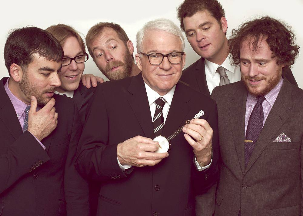 Steve Martin & the Steep Canyon Rangers to Replace Mumford & Sons at Telluride Bluegrass Feestival