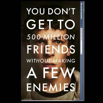 <em>The Social Network</em> Returns to 600 Theaters Tomorrow