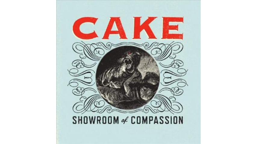 Cake: <em> Showroom of Compassion </em>