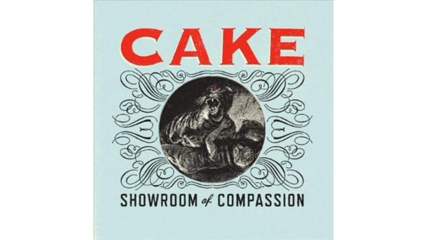 Cake: <em> Showroom of Compassion </em>