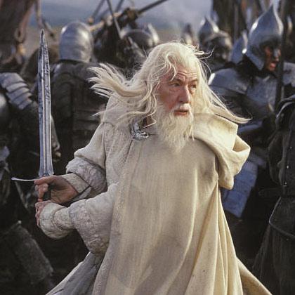 Sir Ian McKellen, Elijah Wood Return for <em>The Hobbit</em>