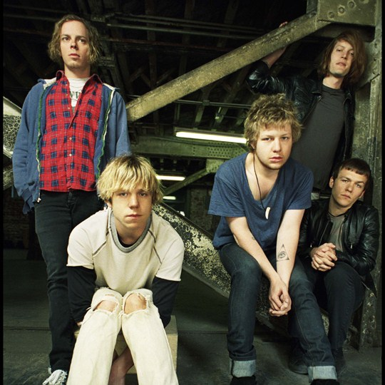 Watch Cage the Elephant on Letterman