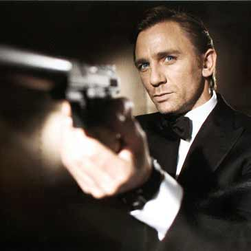 "James Bond ""Dresses"" Up for International Women's Day"