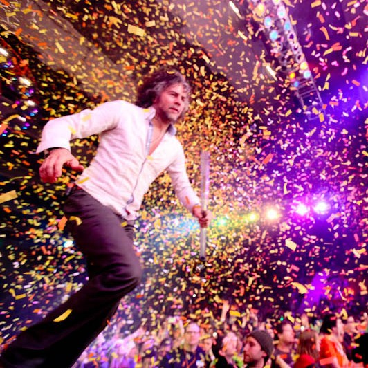 The Flaming Lips Working on <em>Zaireeka</em>-Inspired Mobile Phone Song