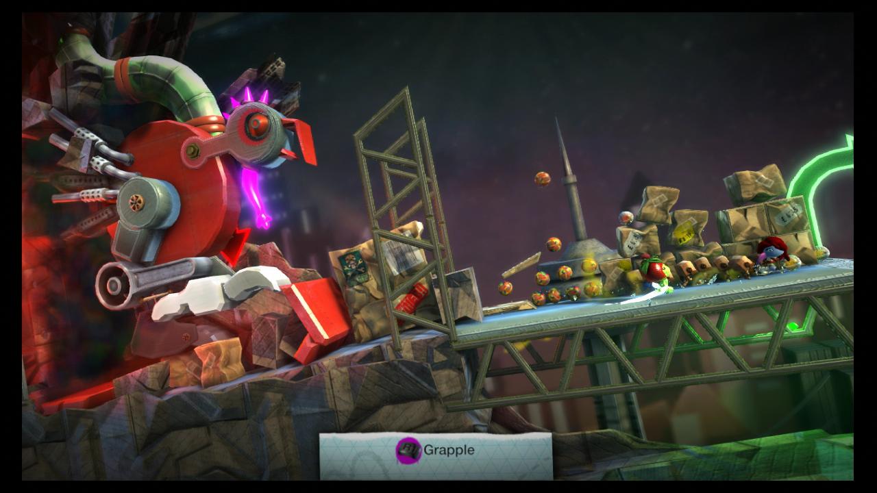 <em>LittleBigPlanet 2</em> Review (PS3)