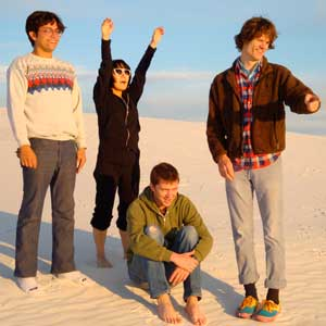 Catching Up With... Deerhoof