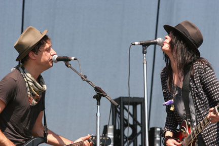 Stream The Kills' <em>Blood Pressures</em>