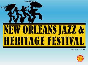 New Orleans Jazz Fest Announces 2013 Lineup