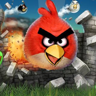 <em>Angry Birds</em> to Become Animated TV Show