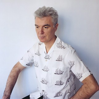 David Byrne and Will Oldham Scoring Sean Penn Movie