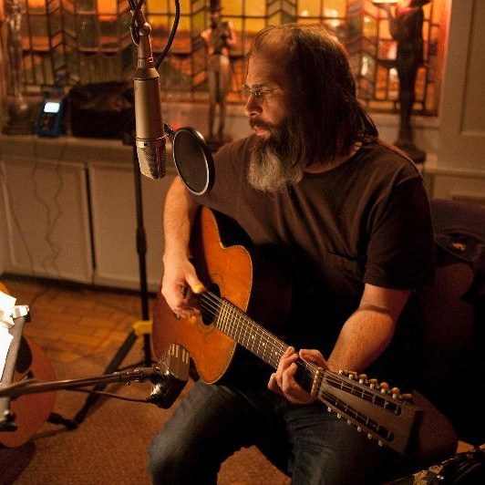 Catching Up With Steve Earle