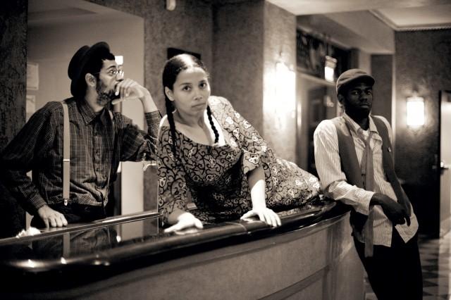 Carolina Chocolate Drops Release EP, Plot Tour Dates
