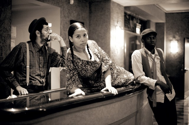 Carolina Chocolate Drops Release EP, Plot Tour Dates