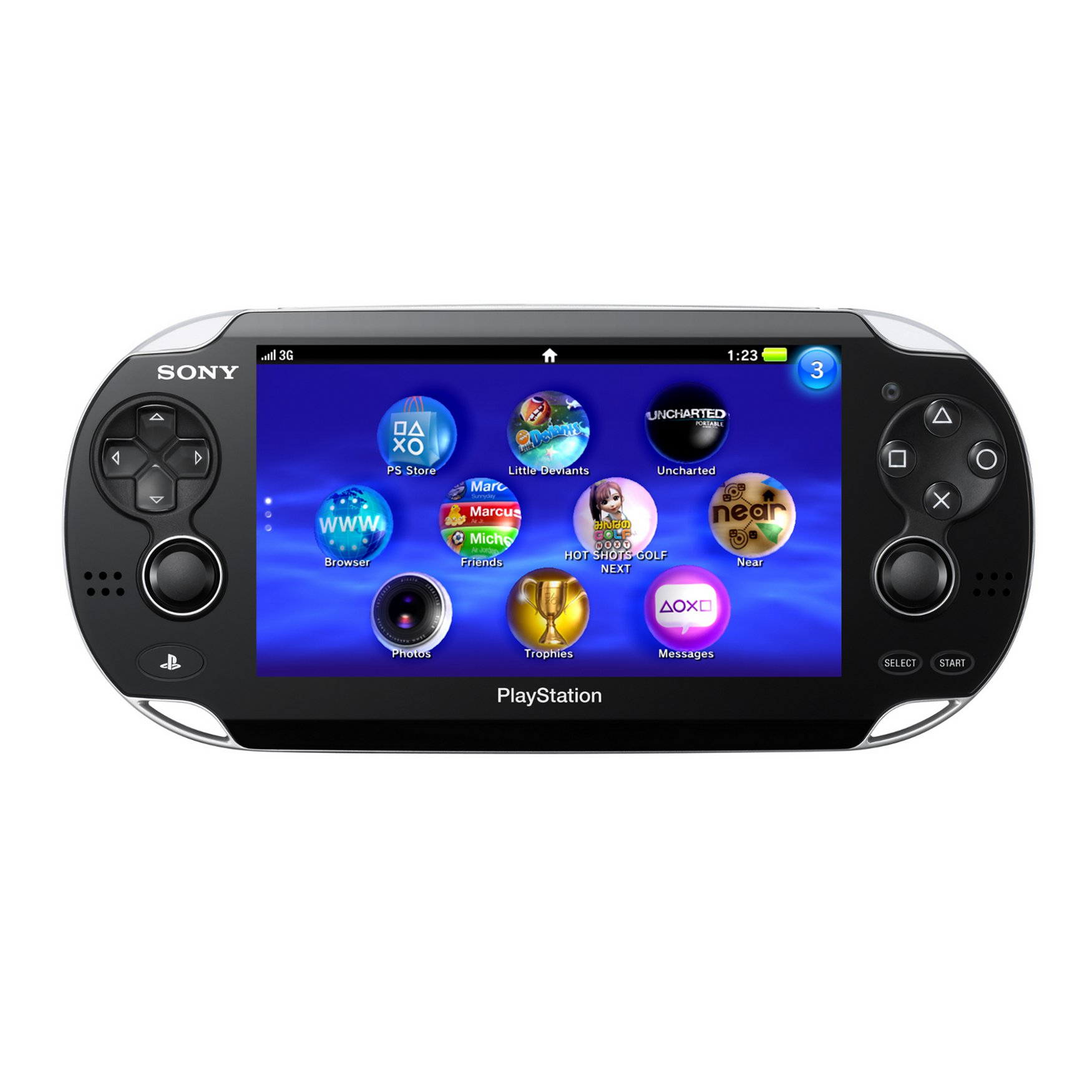 The Sony PSP2 is Here, Codename: NGP