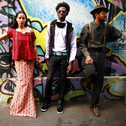 """Video Premiere: Carolina Chocolate Drops' """"Short Dress Gal"""" (with Luminescent Orchestrii)"""
