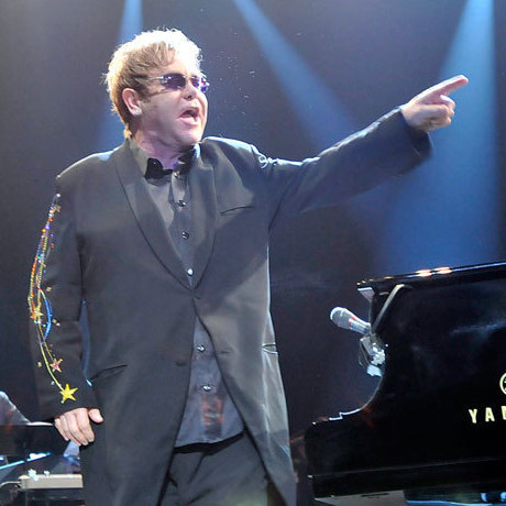 Elton John Returns To Vegas For Three-Year Residency