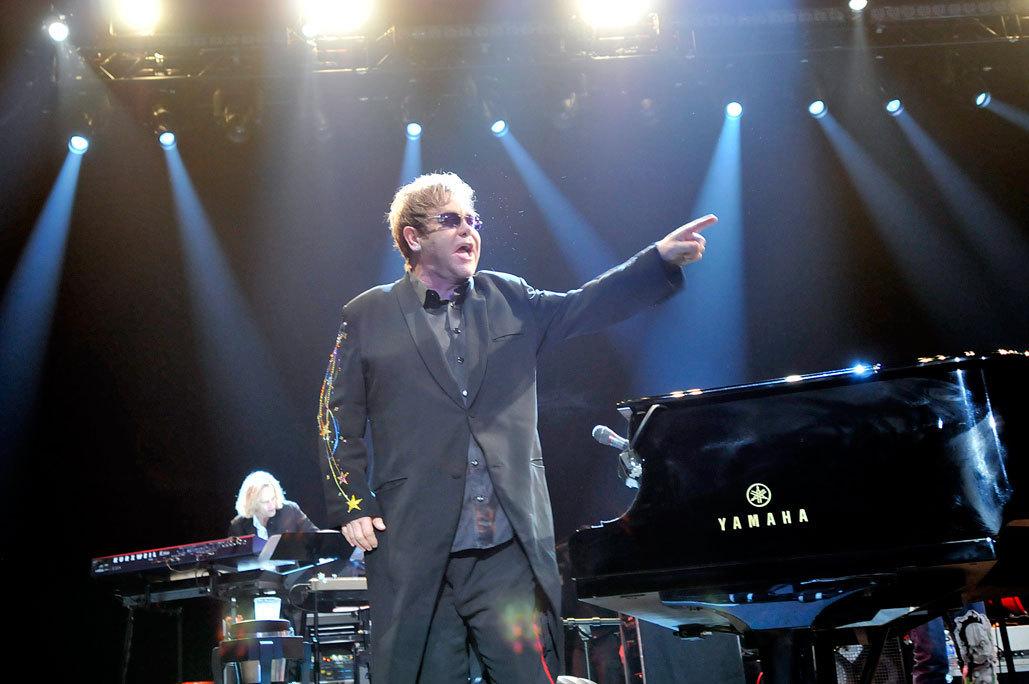 Elton John Returns To Vegas For Three-Year Residency
