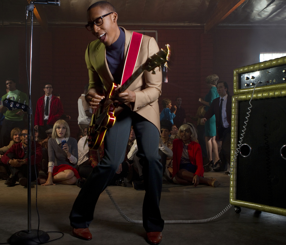 Raphael Saadiq Readies for the Road, Releases Two Singles