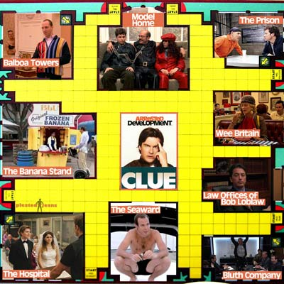<em>Arrested Development</em>: The Board Game!