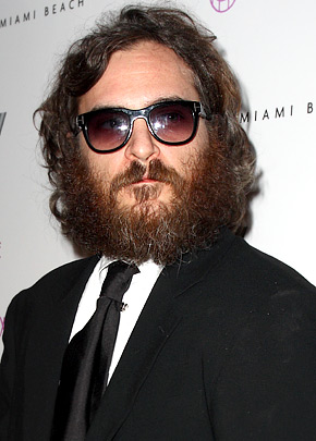 Joaquin Phoenix Returning to Acting as a Vampire Hunter?